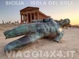 SICILIA, L'ISOLA DEL SOLE IN 4X4  Un itinerario di oltre 1.100 km attraverso tutta l'isola, dal mare alla montagna, t…