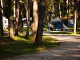 CAMPING KAMP SOBEC, LESCE, SLOVENIA