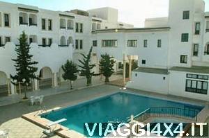 HOTEL AMINA, KAIROUAN, TUNISIA