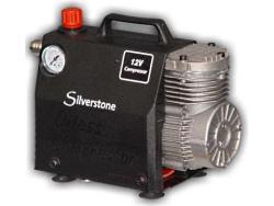 Compressore d'aria oilless ventilato per veicoli fuoristrada