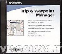 GARMIN TRIP E WAYPOINT MANAGER