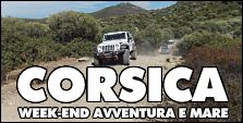 VIAGGI 4X4 - CORSICA WEEK-END AVVENTURA