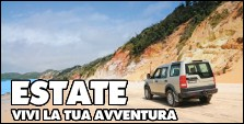ITINERARI di L'ESTATE IN AVVENTURA in 4x4