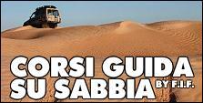 VIAGGI 4X4 - GUIDA SU SABBIA