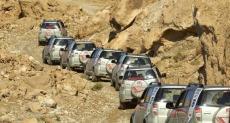 Deserterios e VIAGGI 4X4 al parco del Djebil