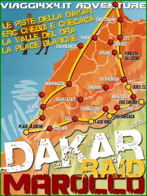 MAROCCO DAKAR RAID