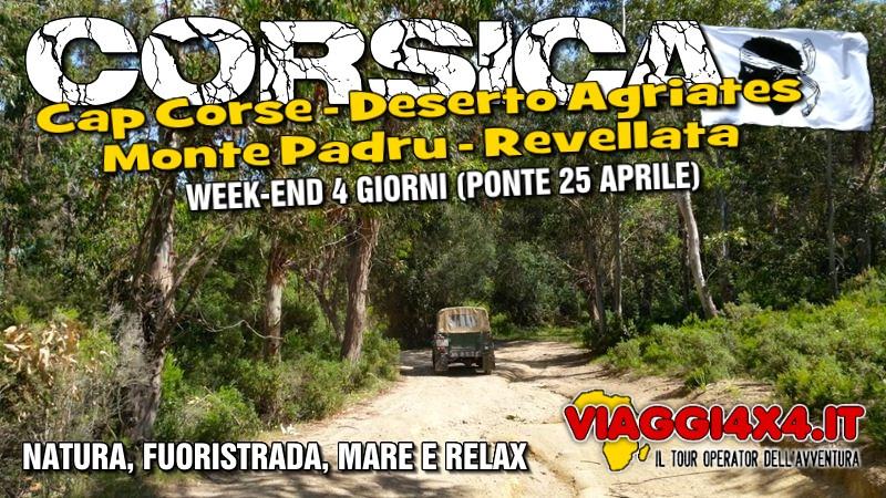 CORSICA 4x4 -
