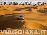 OMAN WADIBA DESERTO E MARE SELF-DRIVE 4X4