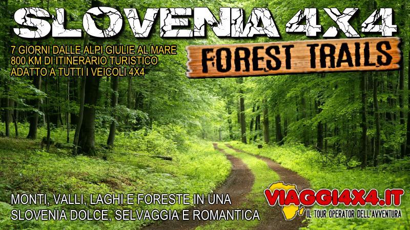 SLOVENIA 4x4 -