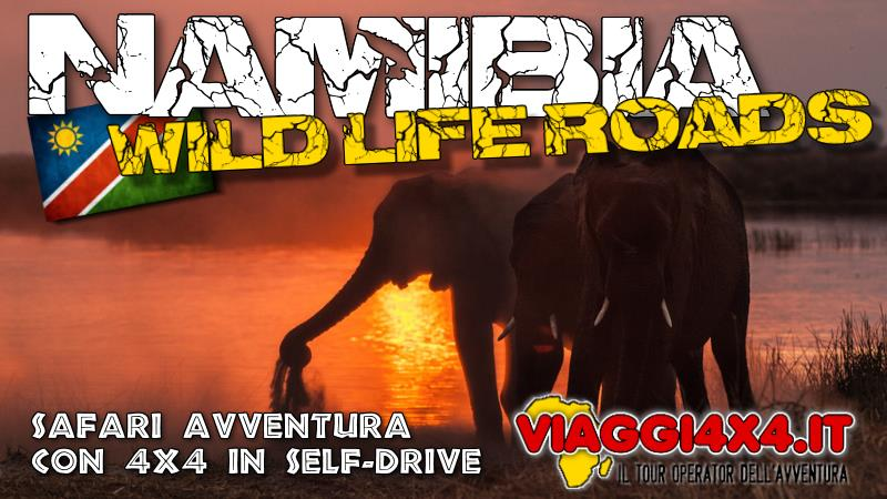 NAMIBIA 4x4 -