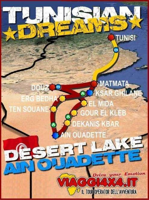 TUNISIA 4X4 DESERT DREAMS