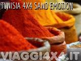 PASQUA TUNISIA SAND EMOTION