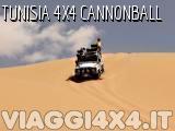 VIAGGI 4X4 - TUNISIA 4X4 CANNONBALL