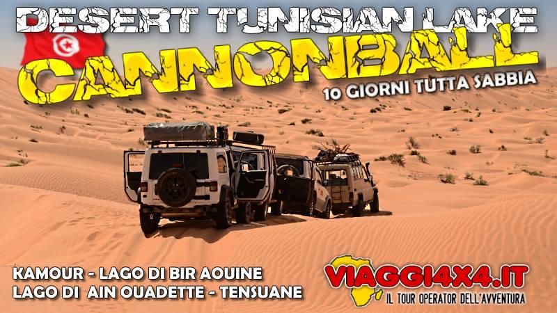 TUNISIA 4x4 -