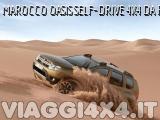 MAROCCO OASIS SELF-DRIVE 4X4 DA ROMA
