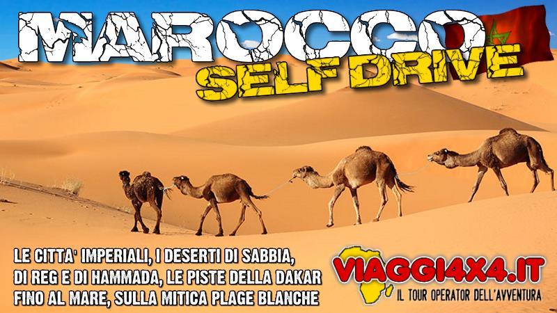 MAROCCO 4x4 -